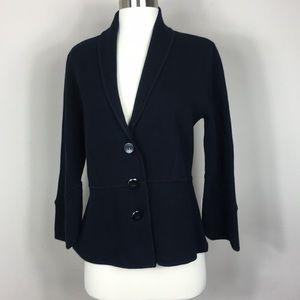 Alfani | Black Sweater Jacket